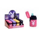 wholesale Lighters: Lighter Playboy  Double flame Jet Turbo