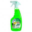 grossiste Nettoyage: Cleaner Liquid  Glass GREEN PINE 550 ml
