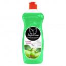 Dishwashing Liquid Detergent GREEN APPLE 500 ml