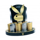 wholesale Houshold & Kitchen: Piezo lighter  Playboy silver and gold