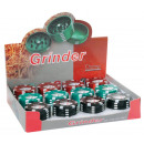 grossiste Jouets: tobacco grinder CHAMP poker chips