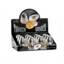 grossiste Aliments et boissons: tobacco grinder  CHAMP cone balle 40mm 3 lay