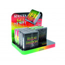 wholesale Home & Living: Case for 20  cigarettes rasta field