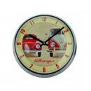 wholesale Home & Living: wall clock  volkswagen vintage / hippy 2 colors