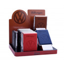 Case for 16 vw logo cigarettes