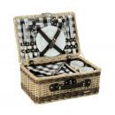 wholesale Organisers & Storage: basket Picnic Laguiole Latrille