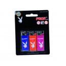 wholesale Houshold & Kitchen: mini stone lighter Playboy- 3pcs