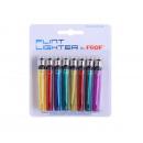 stone lighter 8 pcs blister prof