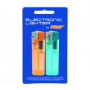 wholesale Bags & Travel accessories: Piezo lighter prof  zen-hp trpt blister 2pc