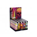 wholesale Houshold & Kitchen: Piezo lighter prof death head