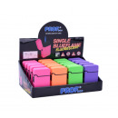 groothandel Stationery & Gifts: prof neon flame  turbo aansteker rubber