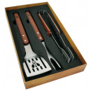 Laguiole set bbq montsque
