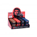 Lighter double jet flame Che Guevara