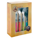 wholesale Cutlery: set plastic handle  Laguiole cutlery mugron 2