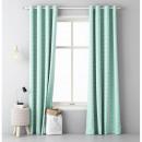 wholesale Curtains & Drapery: Curtain Henley Mint 140 x 250