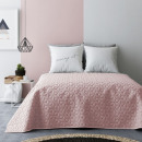 nagyker Ágyneműk és matracok: Ágytakaró Next  Poudre Pink& Light Grey 220x240