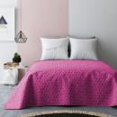 nagyker Ágyneműk és matracok: Ágytakaró Next Pink & Dark Grey 170x210