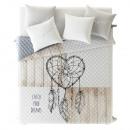 nagyker Ágyneműk és matracok: Ágytakaró Dream Catcher 220 x 240