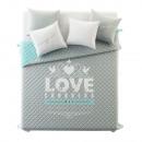 nagyker Ágyneműk és matracok: Ágytakaró True Love 220 x 240