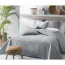 wholesale Bedlinen & Mattresses: Bedspread Bueno Grey 220 x 240