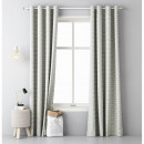 wholesale Curtains & Drapery: Curtain Henley Taupe 140 x 250