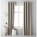 wholesale Curtains & Drapery: Aura curtain 140 x 250 Beige
