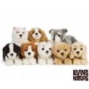 Felpa perro de peluche, los cachorros 23 cm, 16 pi