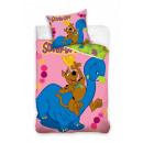 Großhandel Bettwäsche & Matratzen: Bettwäsche Scooby  Doowy 160x200 zweiteilige SD8013
