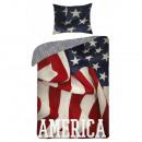 Großhandel Bettwäsche & Matratzen: Bettwäsche Amerika SCI304BL