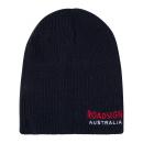 wholesale Headgear: Roadsign Men's logo knitted hat, marine, one s