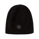 Roadsign Men's fleece hat Logo, black, One Siz