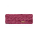 wholesale Fashion & Apparel: Roadsign Headband plait, mauve, one size
