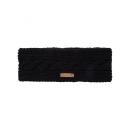 wholesale Fashion & Apparel: Roadsign Headband plait, black, one size