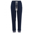 Großhandel Sport & Freizeit: Damen Joggingpant Simple, navy