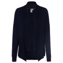 Großhandel Pullover & Sweatshirts: Damen Strickjacke Simple, navy