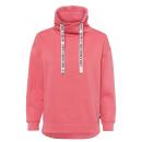 wholesale Fashion & Apparel: Ladies Sweatshirt Smile More, camelia