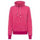 mayorista Ropa / Zapatos y Accesorios: Jersey polar mujer melange, rosa