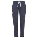 Großhandel Hosen: Damen Joggingpants Roadsign heart , marine melang