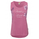 wholesale Fashion & Apparel: Women's top RH Paradise Island, mauve, assorte