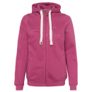 Großhandel Fashion & Accessoires: Damen Sweatjacke Dream, 2XL, mauve