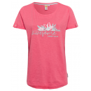 wholesale Fashion & Apparel: Ladies T-Shirt Awesome, coral, assorted sizes
