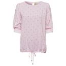 grossiste Vetement et accessoires: Chemise chemisier femme Stars, rose / corail, tail
