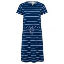 wholesale Fashion & Apparel: Women's Love Ahoi dress, marine / white, assor