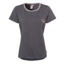 Ladies T-ShirtRoadsign Summer, M, anthracite