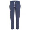 Women's jogging pants Roadsign heart, 2XL, nav