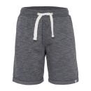 wholesale Shorts: Ladies Sweat Bermuda, L, anthracite melange