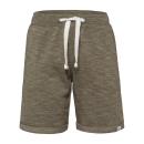 wholesale Shorts: Women's Sweat Bermuda, 2XL, khaki
