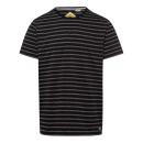 mayorista Ropa / Zapatos y Accesorios: caballeros T-Shirt Rayas, negro