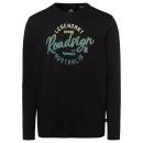 wholesale Shirts & Tops: Men's Longsleeve Legendary, black, XL