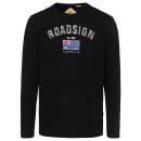 wholesale Shirts & Tops: Men's Longsleeve Australia, black